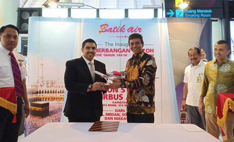 Batik Air dan Dream Tour