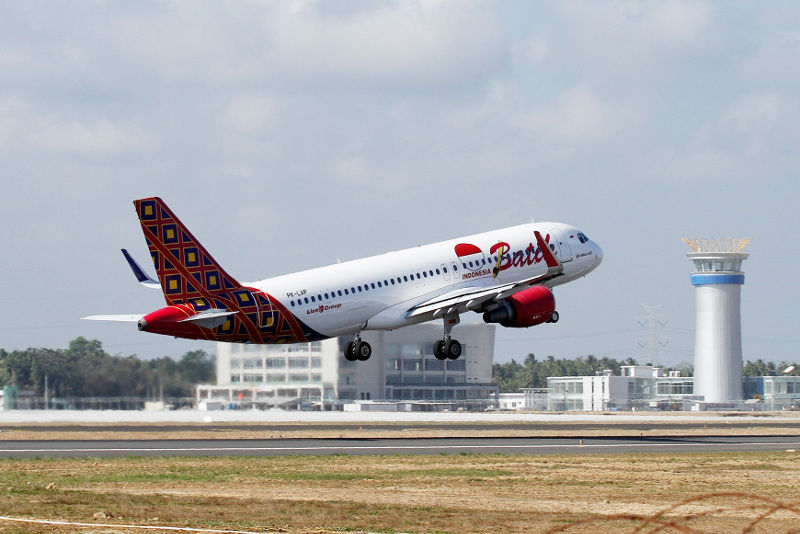 batik air terbang