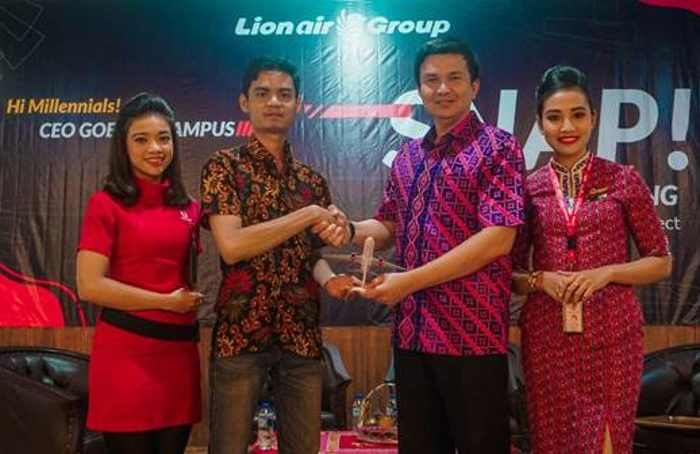 Lion Air Group Goes To Campus