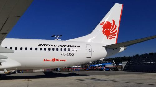 lion air group boeing